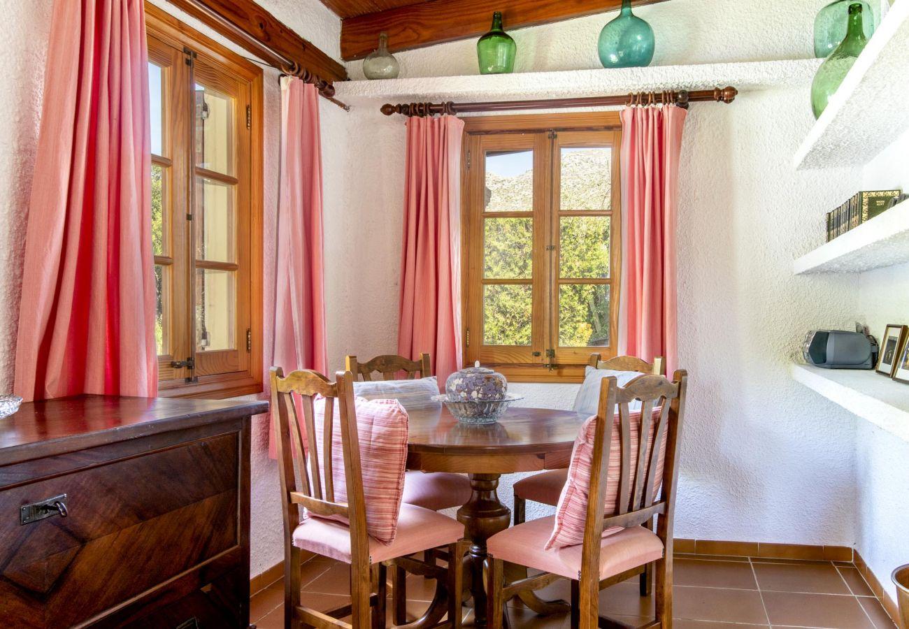 Villa en Pollensa - ALEGRE. Relax justo a las afueras de Pollensa