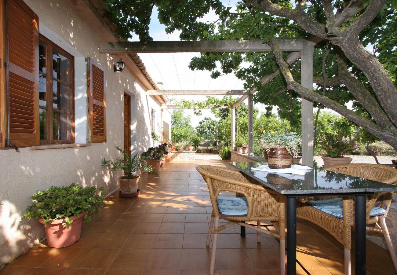 Villa en Puerto Pollensa - FONTXICA. Acogedora casa cerca del Puerto de Pollensa