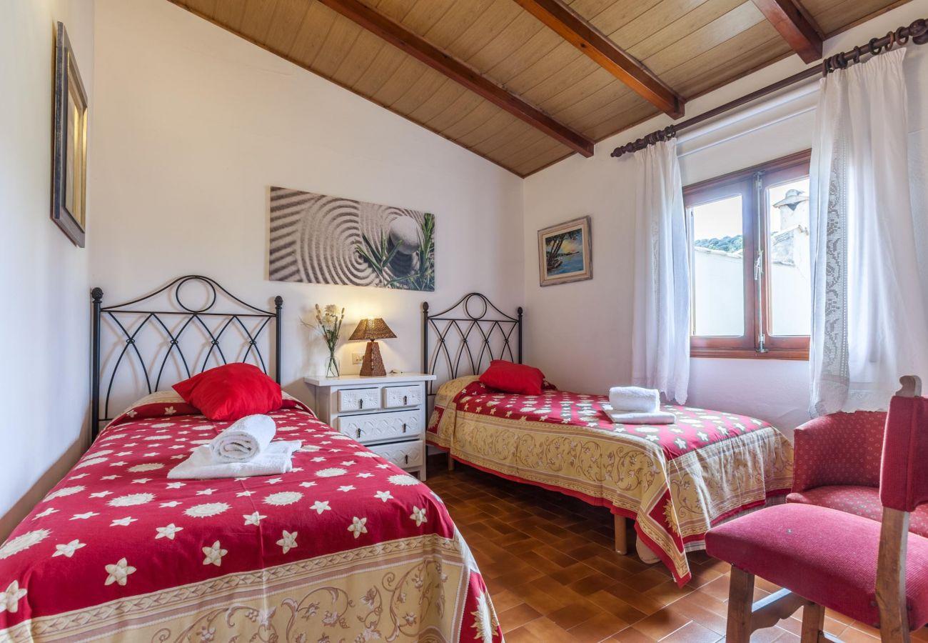 Villa en Pollensa - FULLOS. Agradable casa cerca de Pollensa