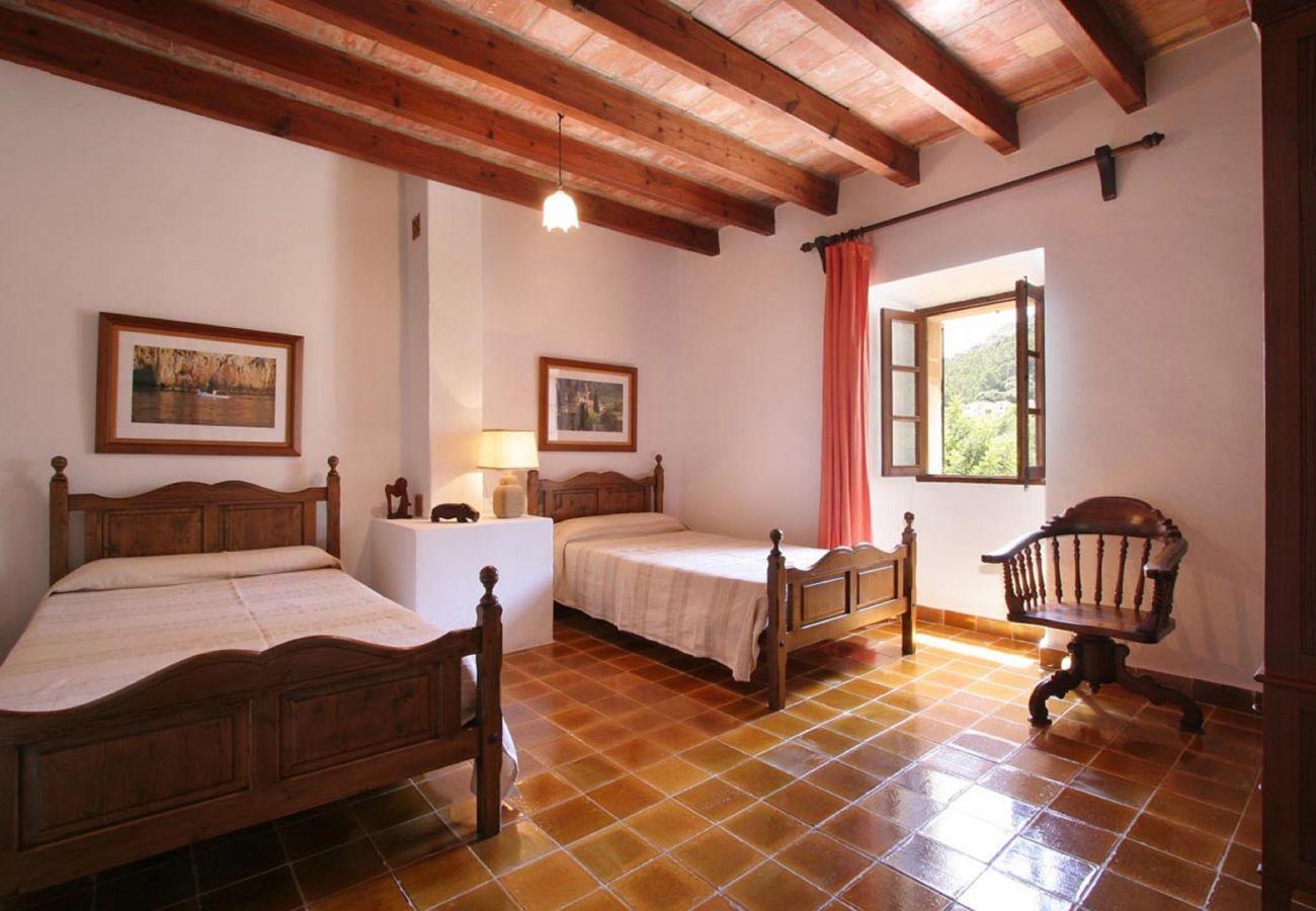 Villa en Pollensa - GUILLO. 300 años de historia en un paraje eterno