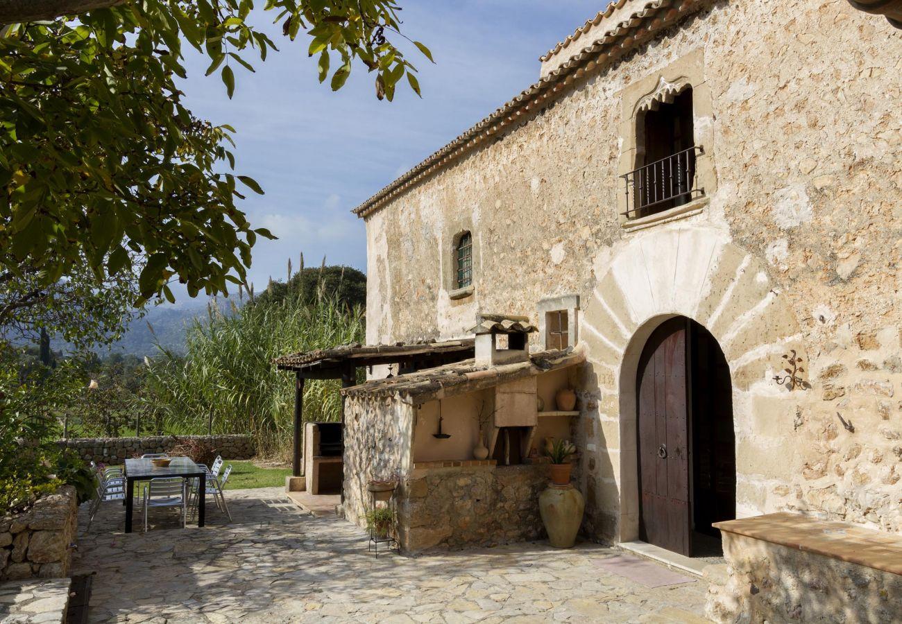 Villa en Pollensa - PLANA MORRO. Centenaria casa reformada en Pollença