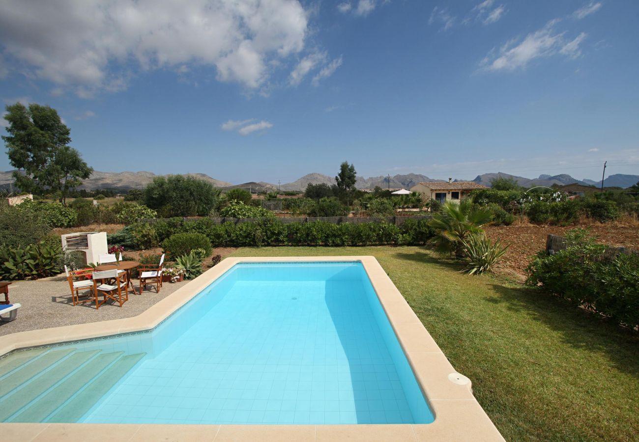 Villa en Puerto Pollensa - PICAROL PETIT. Perfecta elección para parejas cerca del Pto. Pollensa