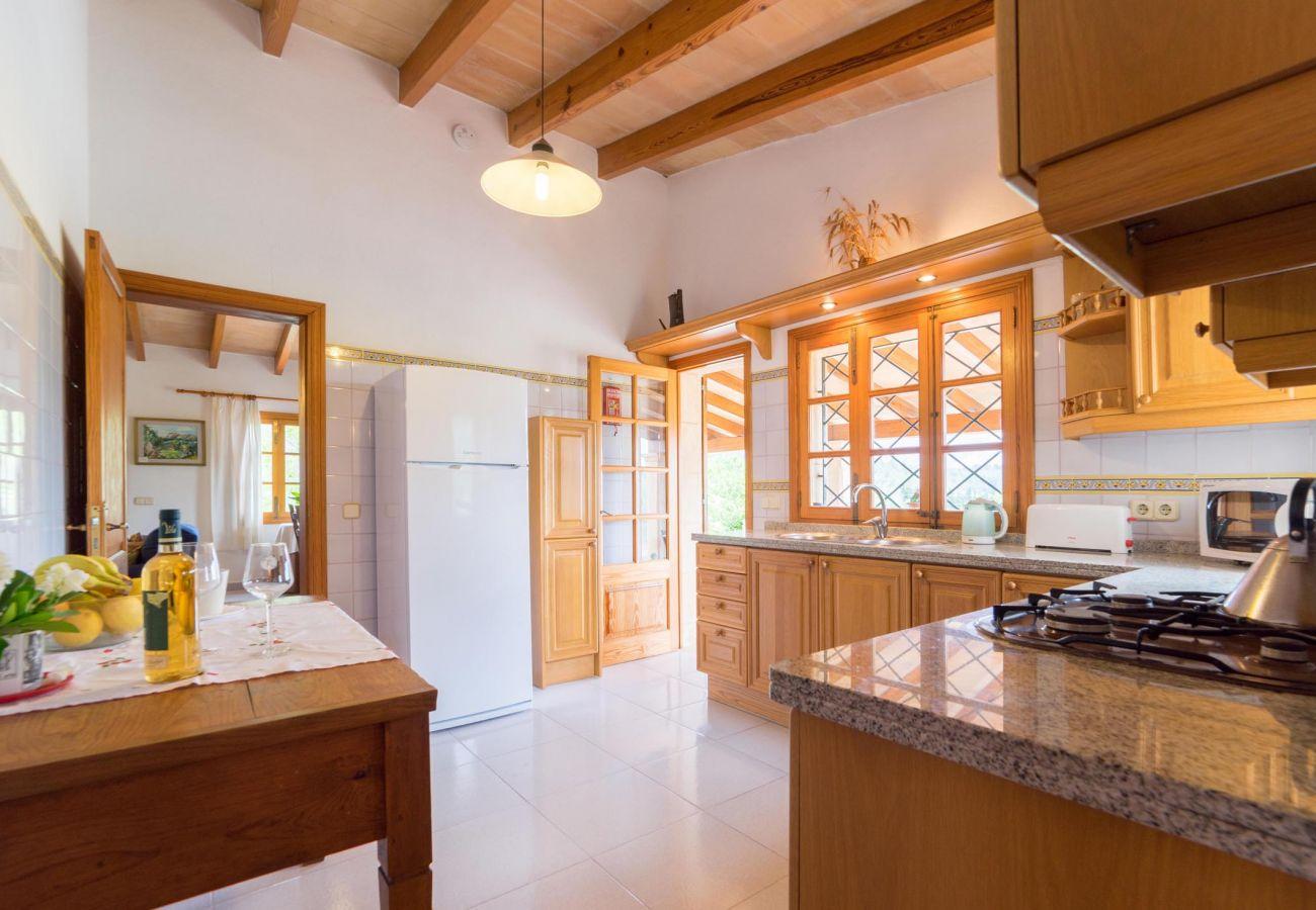 Villa en Pollensa - MARIA MARTIN. Increíble que esté a solo 700 m de la Plaza Mayor!