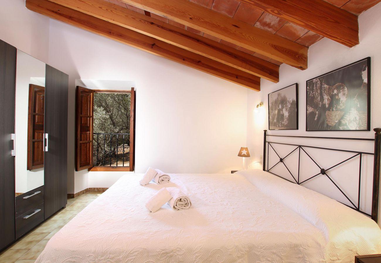 Villa en Pollensa - ALORDES. Tradición y vistas junto a Pollensa.