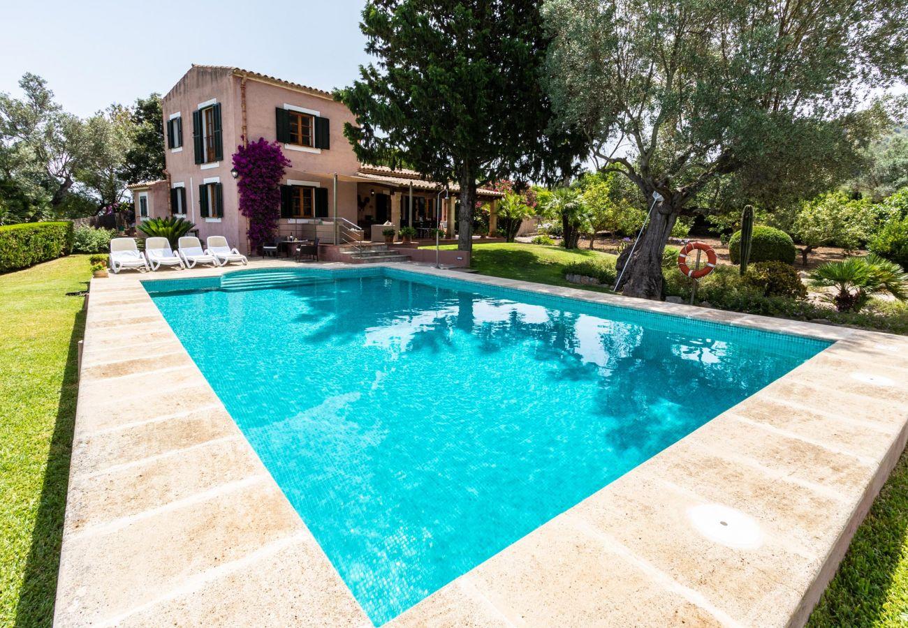 Villa en Alcúdia - ALZINA. Pasión y mimo en cada detalle