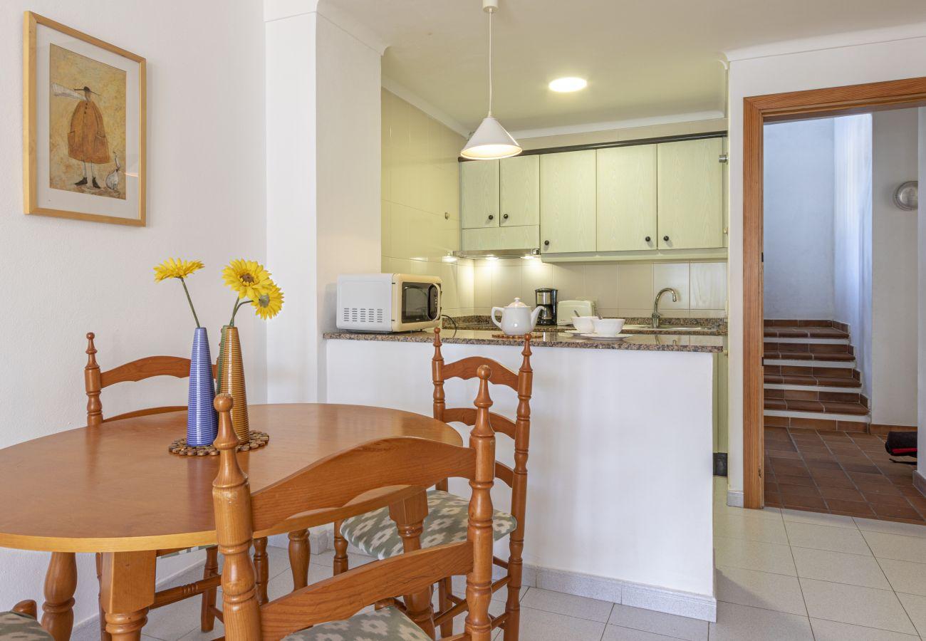 Apartamento en Puerto Pollensa - VORAMAR 2H. Apartamento con piscina