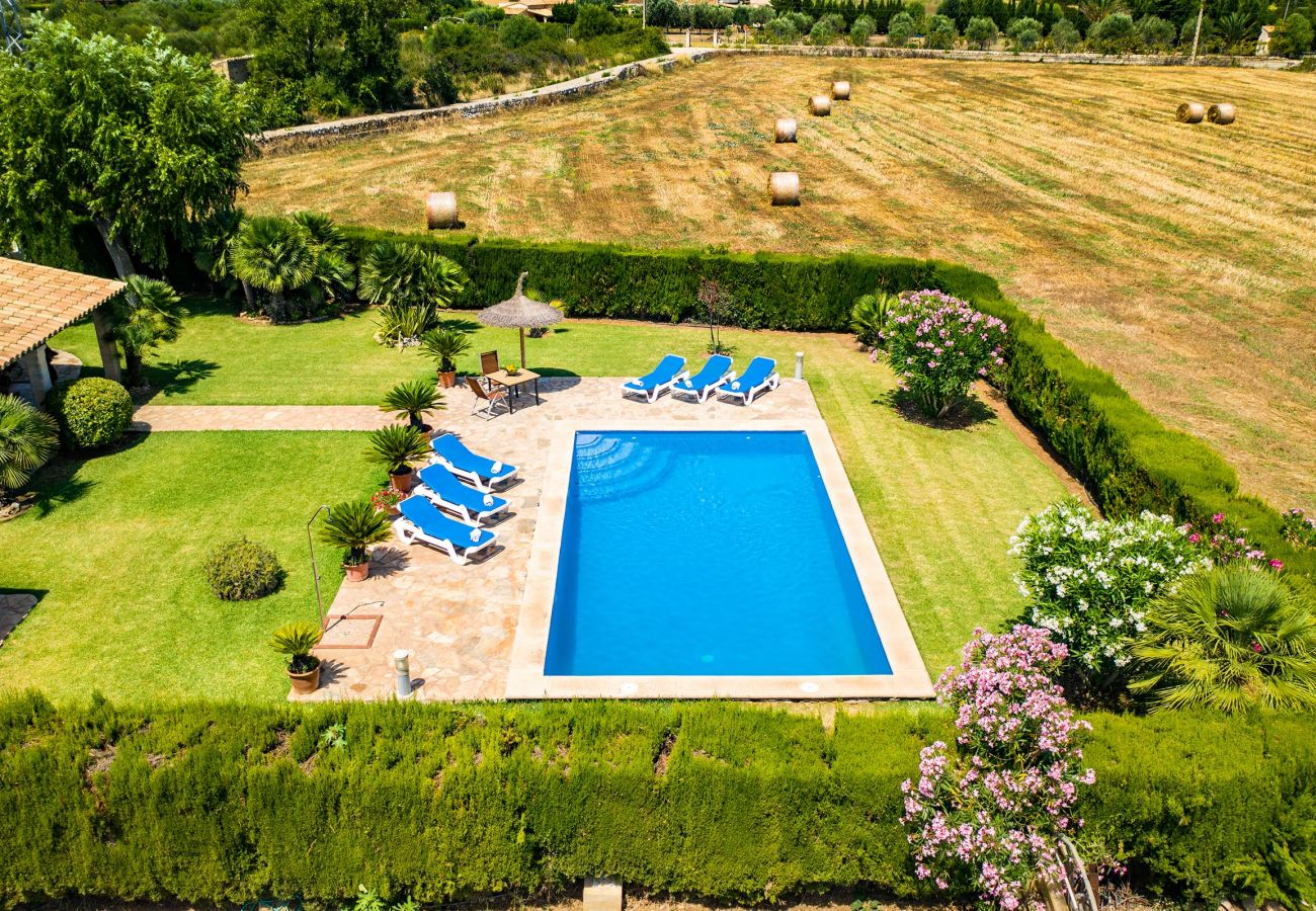 Villa en Pollensa - BOSQUE. Reposo en un entorno natural