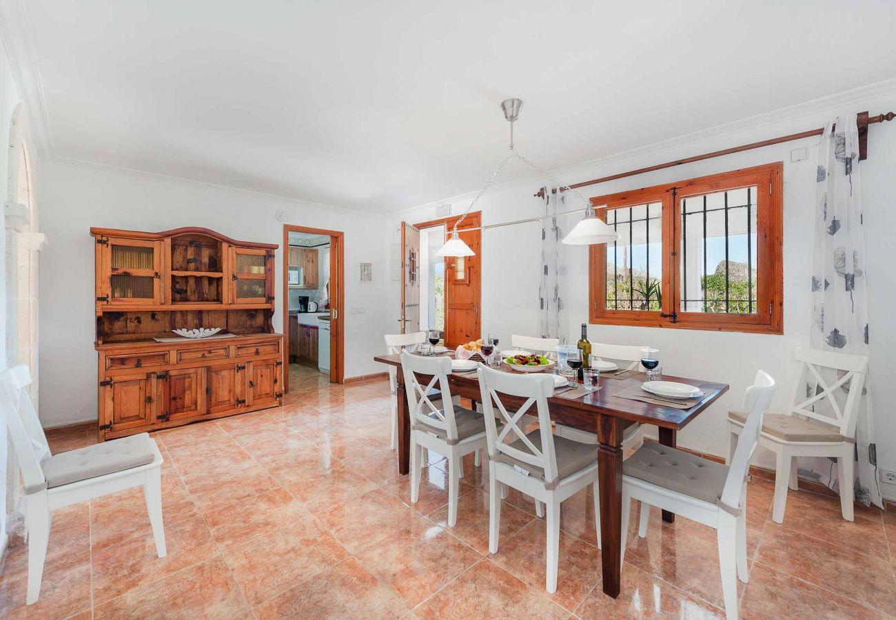 Villa en Puerto Pollensa - PALMERA. Casa de 6 habitaciones a muy poca distancia del Pto. Pollensa