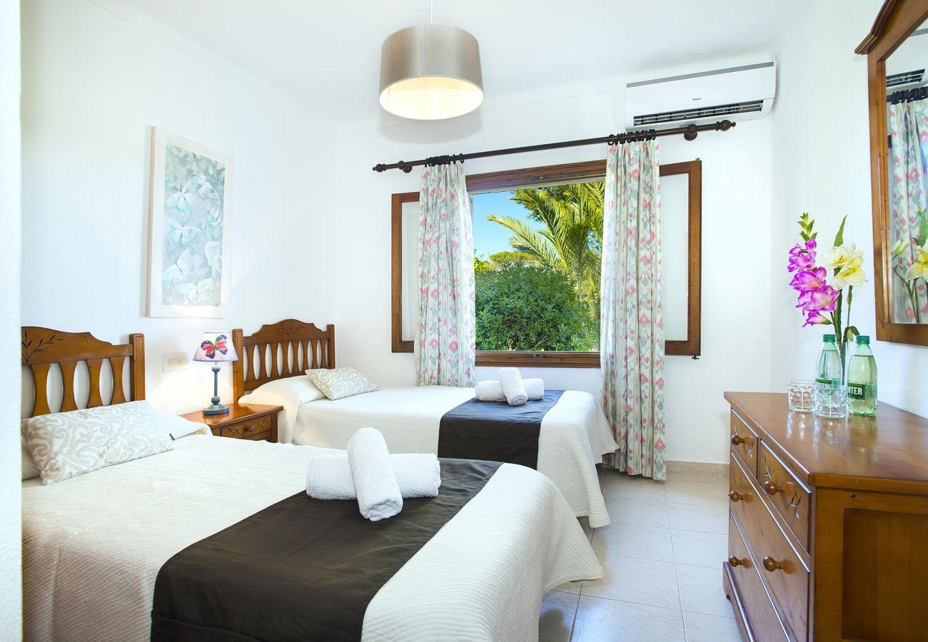 Villa en Puerto Pollensa - GERANIOS. ¡Relájese y disfrute!