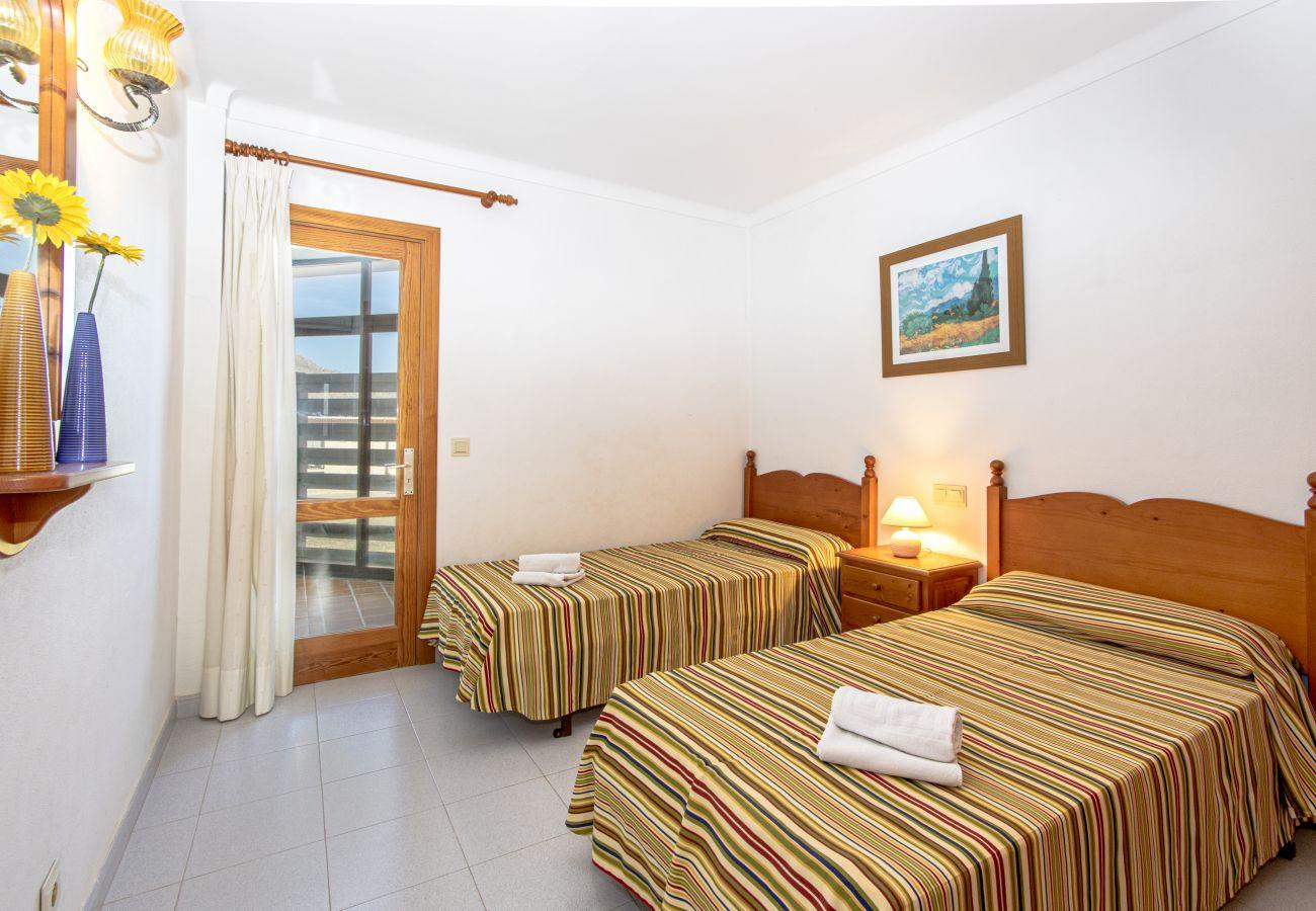 Apartment in Puerto Pollensa - VORAMAR 2F. Apartment near the beach